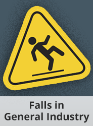 Falls in General Industry