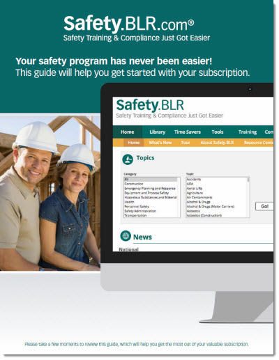 Welcome to Safety.BLR.com